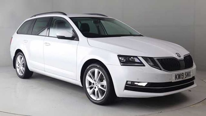 SKODA Octavia Estate (2017) 1.5 TSI (150ps) ACT SE L