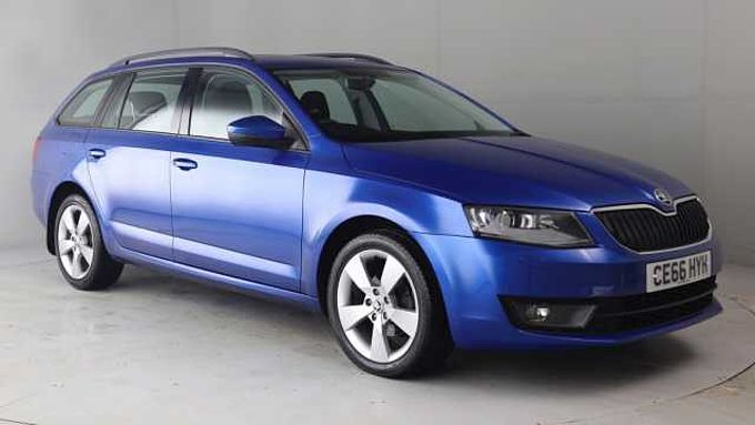 SKODA Octavia 1.6 TDI (110PS) SE Sport 5-Dr Estate