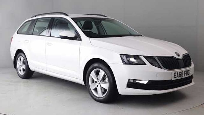 SKODA Octavia Estate (2017) 1.0 TSI (115ps) SE DSG