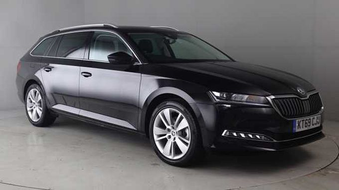 SKODA Superb 2.0 TSI (190ps) SE L DSG Estate