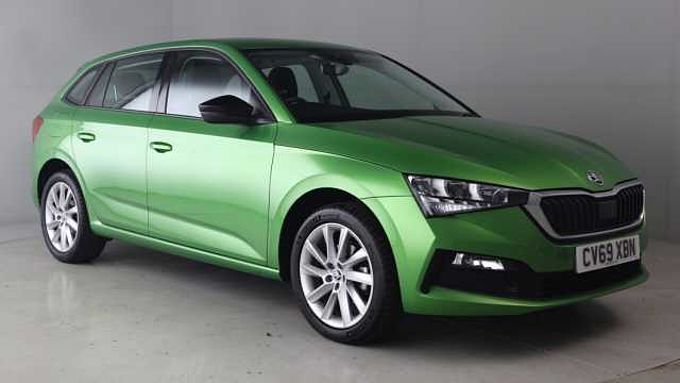SKODA Scala 5-Dr 1.0 TSI (115ps) SE