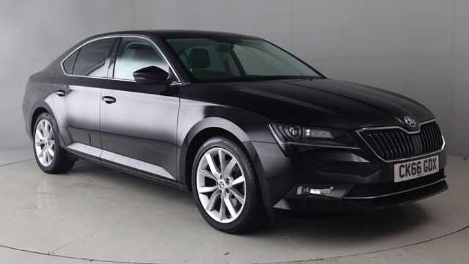 SKODA Superb 1.4 TSI SE L Executive ACT 5-Dr Hatchback