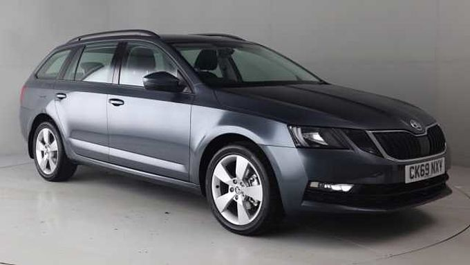 SKODA Octavia Estate (2017) 1.5 TSI (150ps) SE Drive ACT