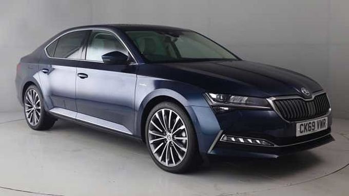 SKODA Superb 2.0 TSI (190ps) Laurin & Klement DSG Hatch
